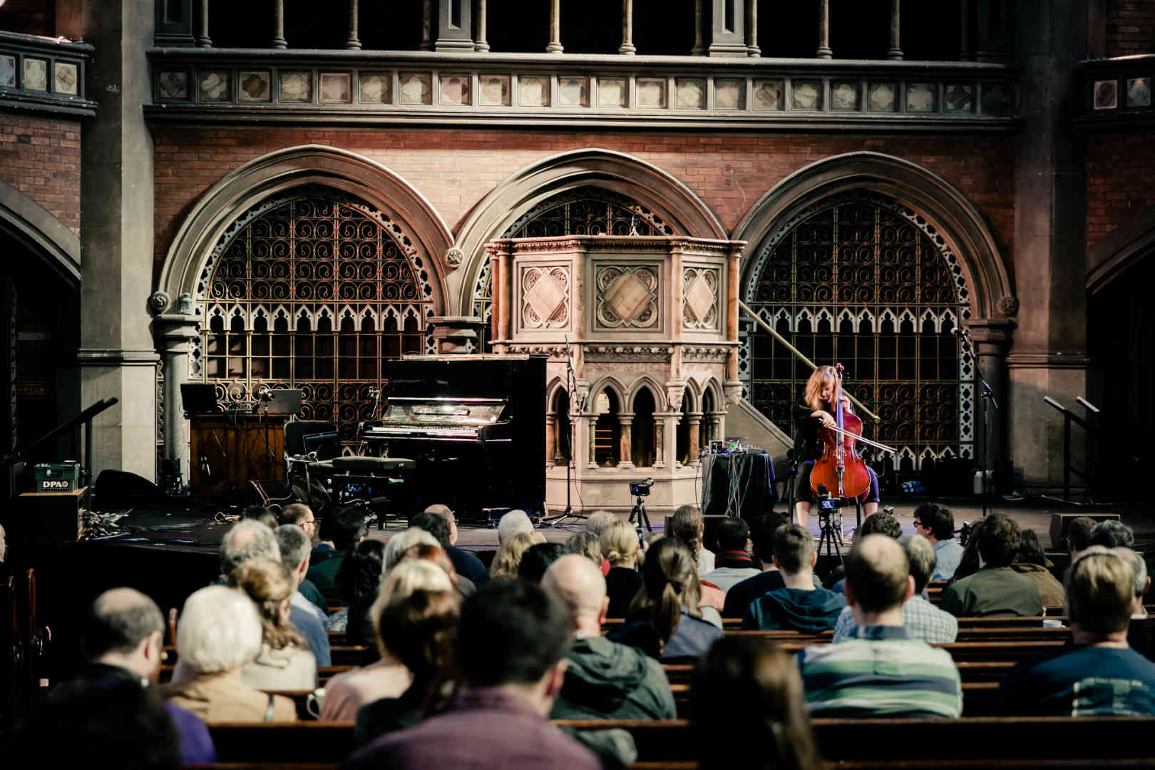 Resina at Daylight Music 298 29/09/18 by Kat Ciemiega